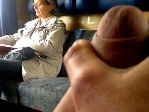 Treinar O Flash De Dick Para Maduro - Com Cum Porn