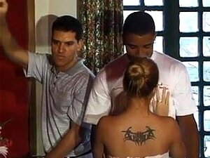 Festa De Lua-De-Mel Brasileira, Porn