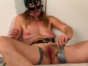 Jogo Painslut Submisso: Peitos Extremos E Tortura Clitóris Até Que Ela Esguicha Porn