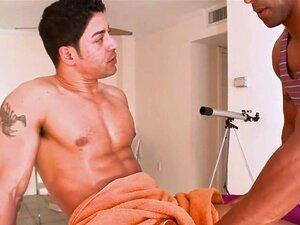 Passeio Anal Prazeroso, Massagem Gay Selvagem Com Passeios Anais Raivosos Porn