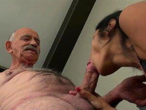 Ela Quer Pau Grande Vovôs Porn