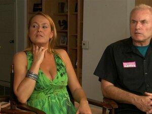 Coruja Vaqueiras Desfrutar De Uma Sessão De Entrevista Nos Bastidores Cintilante Porn