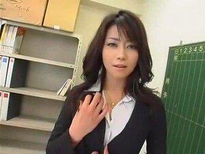 Fabulosa Miúda Japonesa Maki Hojo Em Broche Amador Maluco Porn