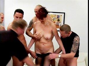 Cougar Gang Bang - Cena 1 Porn