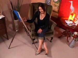 Pretty Asian Milf Risa Murakami Brinca E Agrada Namorado Em Vídeo Pov, Risa Murakami Porn
