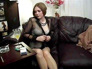 Fumar Quente Em Nylons - Cena 3 Porn