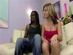 Blonde PAWG Ama BBC Anal Creampie Porn