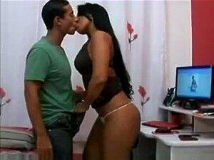 Bunda Grande Brasileira Fodido Porn