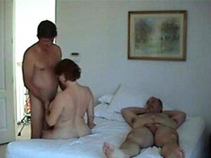 Maduras Video De Sexo De Grupo De Dois Casais Maduros, Trocando De Parceiros Porn