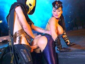 Widowmaker Também Conhecido Por Aletta Ocean é Fodido Por Reaper Também Conhecido Por Danny D-Aletta Ocean Porn
