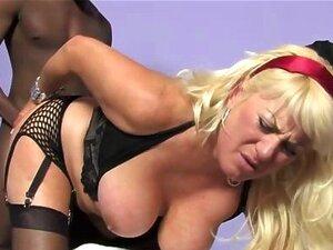 Galo Interracial Montado Em BBW Porn