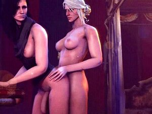 Coleção Futanari 3D 2 Porn