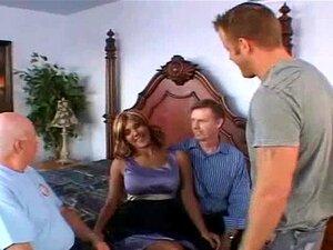 Trio De Dupla Penetração Para Esposa Swinger Porn