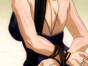Amarrada Hentai Babe A Posar Para A Câmara Porn
