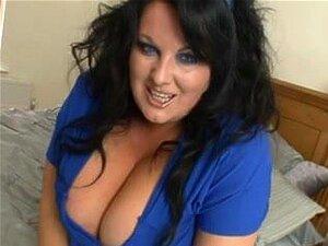 Mãe Britânica Grande Mulher Linda Que Gostaria De Foder, Porn