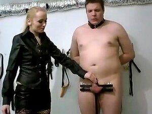 Incrível BDSM Caseiro, Filme Porno Fishnet Porn