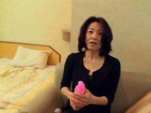 Avó Japonesa Excitada Junko Sakashita Abre As Pernas Para Ser Fodida Junko Sakashita Porn