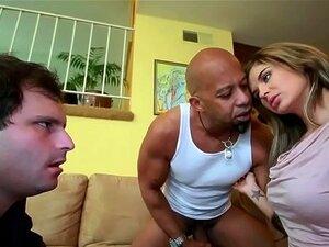 Um Corno Interracial Porn