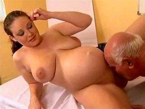 Porra De Vovô Uma Grávida Porn