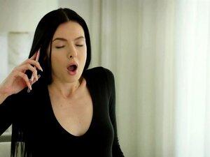 VIXEN Marley Brinx Engana Com Chefe Grande Galo Porn