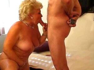 Sexo De Fumar Vovó Loira Quente Porn