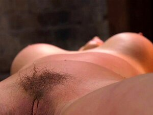 Mamas Grandes, Mamalhuda E Espancada. Big Tits Blonde Milf Slave Angel Allwood In Rope Bondage With Clamped Nipples And Spreded Legs In Chair Tormented Then On All Four Feet And Ass Caned And Spanked Porn