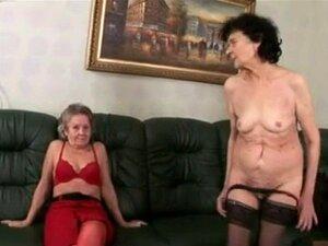 Lésbicas De Vovó - Vovós Laura Ou Orah E Sandra Porn