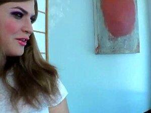 A Jovem Jane Marie Vai Ao Médico. Porn