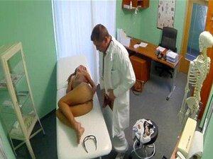 """""""Sexy"""" Paciente Sugado Antes Hardcore Do Seu Médico Porn"""