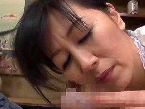 Madura Chic Em Família Japonesa Faz Sexo Porn