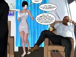 3D Em Quadrinhos: Clara Corvos. Capítulo 2 Porn