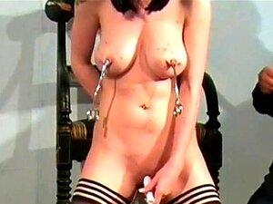 Emilys Bizarro Anal Punição E Tortura De Teta Porn