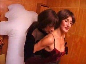 Francês Mais Velhas Anal Com Um Cara Ansioso, Porn