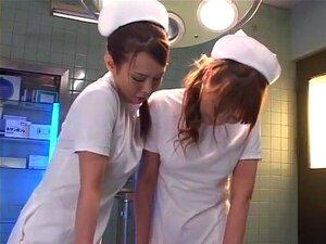 Modelo Exótico Japonês Yume Kimino, Eri Matsukawa No Fabuloso Sexo Em Grupo, Filme Lésbico / REZUBIANO JAV Porn