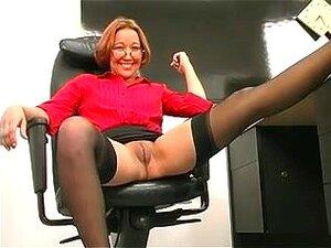 Brinquedo Gigante Sexo Copula Mulher Madura Sexy Insondável, Porn
