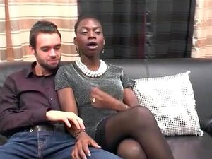 Fundição Casal Amador Avec Une Belle Preta Porn