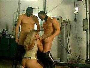 Victoria Swinger - DP Anal Porn