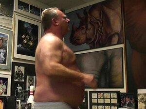 Stu Nua Malhando. Não Desiste Deste Gordo. Porn