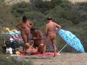 Festa De Swing Na Praia Porn