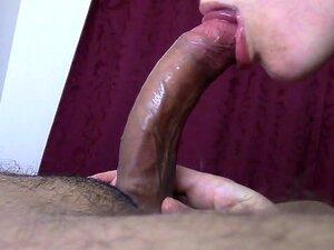 Boquete Sensual Lenta Com Duplo Cum Porn