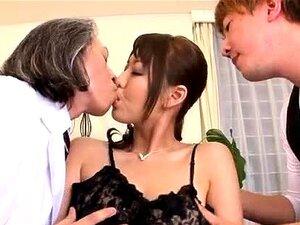Cremado Em Ambos Os Buracos À Ré-mais A Japanesemamas.com Porn