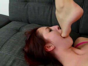 Dominação Dos Pés Lésbicos, Porn