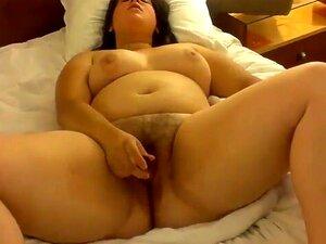 Solo De Bbw Se Masturbando. Uma Bbw Peluda Se Masturbando E Gozando. Porn