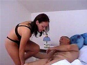 O Avô Ama A Neta Porn