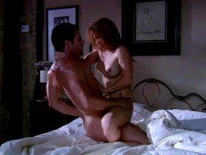 Cena De Sexo De Celebridades: Jennifer Korbin Em Lingerie Porn