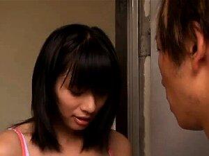 Hana Haruna Treme Grandes Mamas Montando Piça Porn