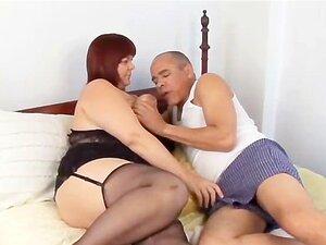 """Linda BBW Madura Peituda Em Meias """"sexy"""" Porn"""