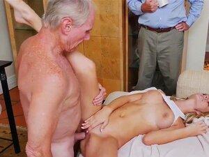 Old Man & Teen Sex Porn