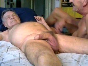 Velho Cabrão. O Velho Com O Dig Dick Porn