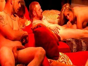 Grupo De Casais Troca De Parceiros E Orgia Na Mansão Swing Porn